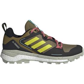 adidas TERREX Skychaser 2 Scarpe da trekking Uomo, marrone/colorato